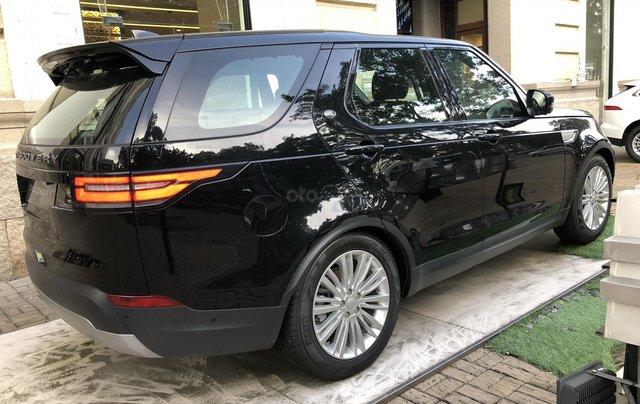 Bán xe Land Rover Discovery HSE Fullsize 7 chỗ siêu rộng rãi, xe Discovery nhập khẩu chính hãng mới0