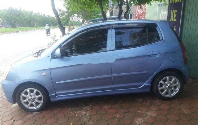Chính chủ bán Kia Morning 2007, màu xanh lam, xe nhập0