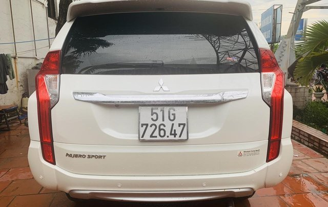 Mitsubishi Pajero Sport 3.0G 4x4 AT 2018, chạy 6.500 km2