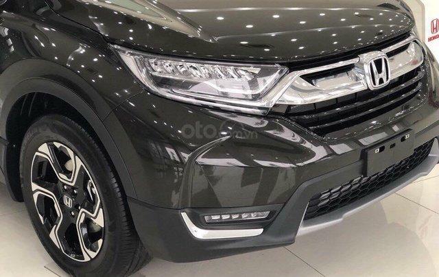 Honda Mỹ Đình bán xe Honda CR V xe nhập khẩu Thái Lan, KM cực lớn hỗ trợ trả góp lên đến 90%, thủ tục nhanh gọn1