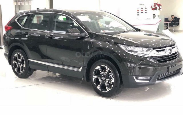 Honda Mỹ Đình bán xe Honda CR V xe nhập khẩu Thái Lan, KM cực lớn hỗ trợ trả góp lên đến 90%, thủ tục nhanh gọn0