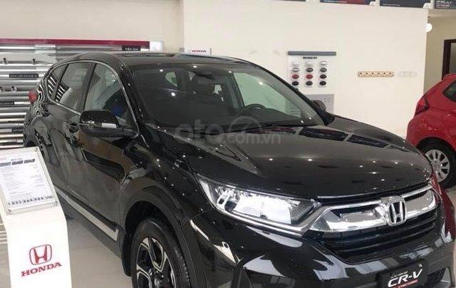 Honda Mỹ Đình bán xe Honda CR V xe nhập khẩu Thái Lan, KM cực lớn hỗ trợ trả góp lên đến 90%, thủ tục nhanh gọn6