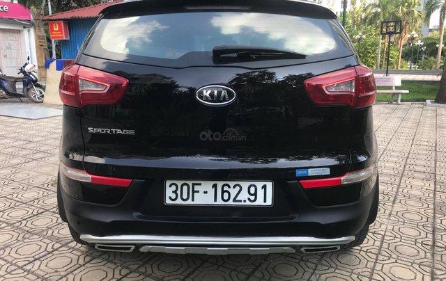 Bán ô tô Kia Sportage Limited 2.0 AT năm 2011, màu đen2