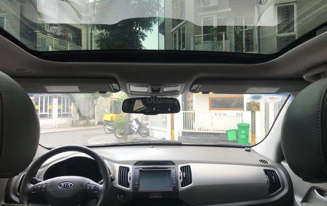 Bán ô tô Kia Sportage Limited 2.0 AT năm 2011, màu đen1