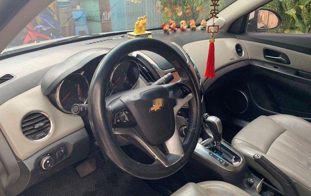 Chính chủ bán Chevrolet Cruze LTZ 1.8AT đời 2015, màu trắng3