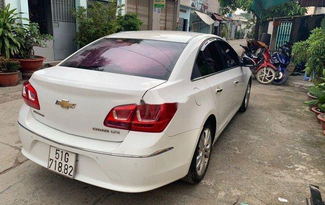 Chính chủ bán Chevrolet Cruze LTZ 1.8AT đời 2015, màu trắng1