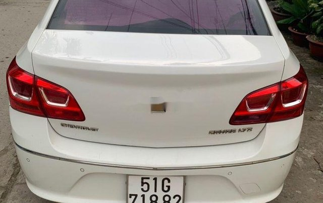 Chính chủ bán Chevrolet Cruze LTZ 1.8AT đời 2015, màu trắng5
