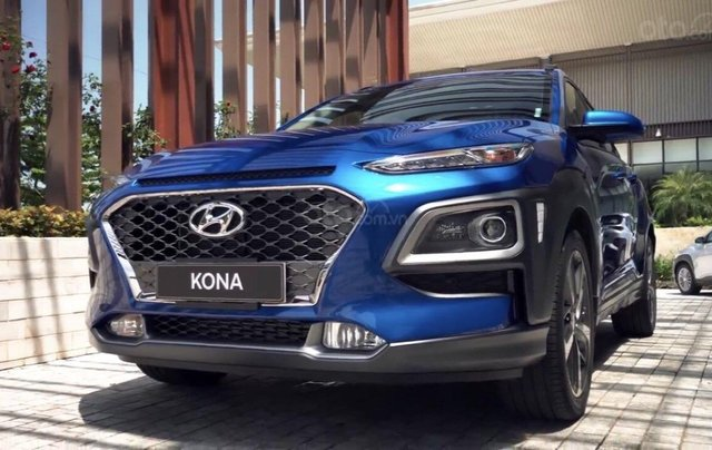 Xả kho Hyundai Kona, giá chỉ 601 triệu đồng, 2019, đủ màu, đủ phiên bản0
