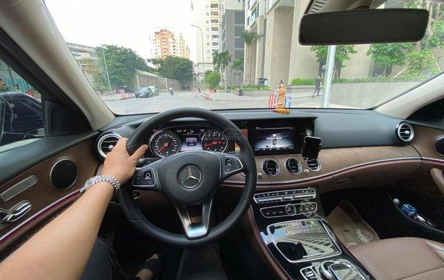 Bán xe Mercedes E200 đăng kí 2018 còn bảo hành chính hãng. Trả trước 500 triệu nhận xe ngay6