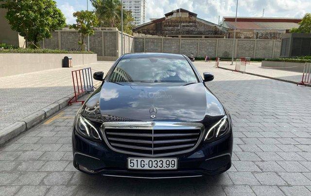 Bán xe Mercedes E200 đăng kí 2018 còn bảo hành chính hãng. Trả trước 500 triệu nhận xe ngay9