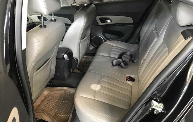 Bán Chevrolet Cruze năm sản xuất 2014, màu đen chính chủ4