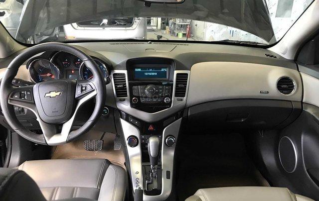 Bán Chevrolet Cruze năm sản xuất 2014, màu đen chính chủ3