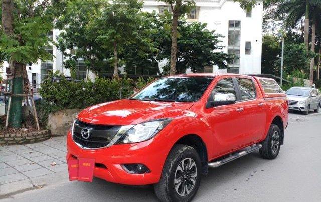 Ô tô Thủ Đô bán xe Mazda BT50 2.2AT SX 2016, màu đỏ, 509 triệu1