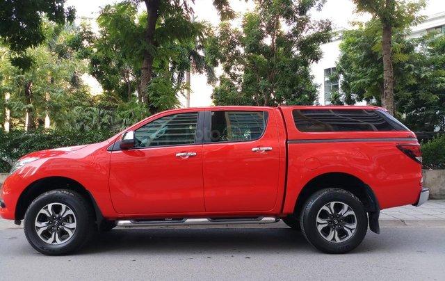Ô tô Thủ Đô bán xe Mazda BT50 2.2AT SX 2016, màu đỏ, 509 triệu2