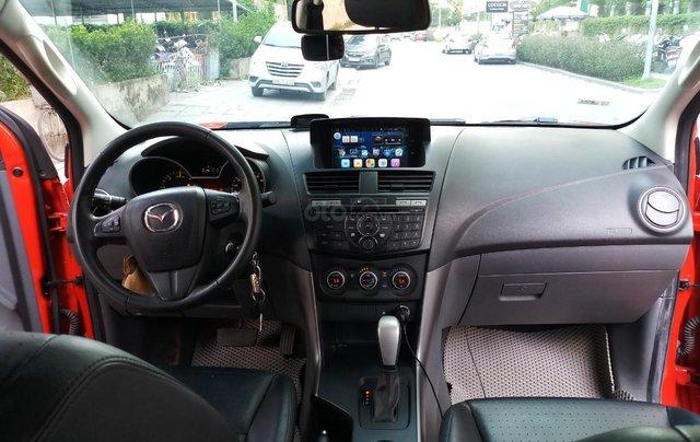Ô tô Thủ Đô bán xe Mazda BT50 2.2AT SX 2016, màu đỏ, 509 triệu5