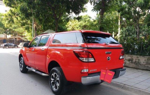 Ô tô Thủ Đô bán xe Mazda BT50 2.2AT SX 2016, màu đỏ, 509 triệu10