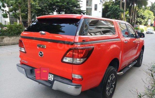 Ô tô Thủ Đô bán xe Mazda BT50 2.2AT SX 2016, màu đỏ, 509 triệu9