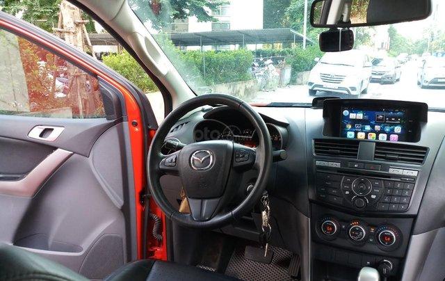 Ô tô Thủ Đô bán xe Mazda BT50 2.2AT SX 2016, màu đỏ, 509 triệu7
