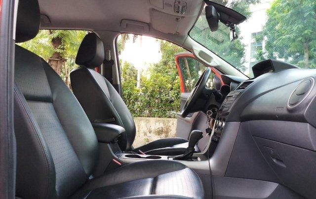 Ô tô Thủ Đô bán xe Mazda BT50 2.2AT SX 2016, màu đỏ, 509 triệu6