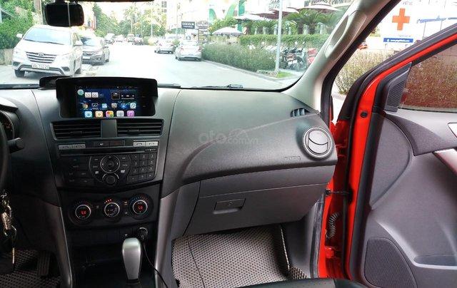 Ô tô Thủ Đô bán xe Mazda BT50 2.2AT SX 2016, màu đỏ, 509 triệu8