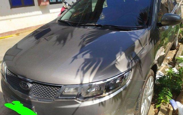Cần bán Kia Forte MT năm sản xuất 2010, xe nhập0