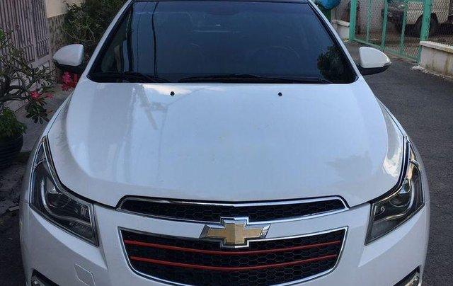 Bán Chevrolet Cruze đời 2015, màu trắng, xe nhập, giá chỉ 444 triệu0