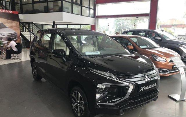 Cần bán Mitsubishi Xpander sản xuất năm 2019, màu đen, nhập khẩu1