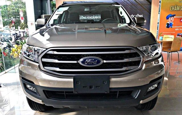 Bán xe Ford Everest Ford Everest 2.0 Ambient ''số sàn'' đời 2019, nhập khẩu nguyên chiếc Thái Lan0