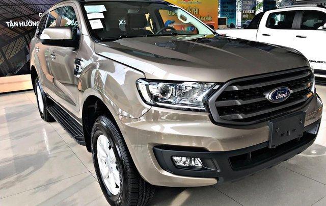 Bán xe Ford Everest Ford Everest 2.0 Ambient ''số sàn'' đời 2019, nhập khẩu nguyên chiếc Thái Lan1