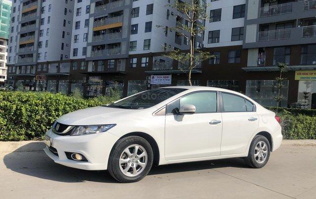 Ngay chủ bán xe Honda Civic Nhật T11/ 2015 mới 98%1