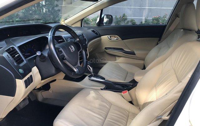 Ngay chủ bán xe Honda Civic Nhật T11/ 2015 mới 98%3