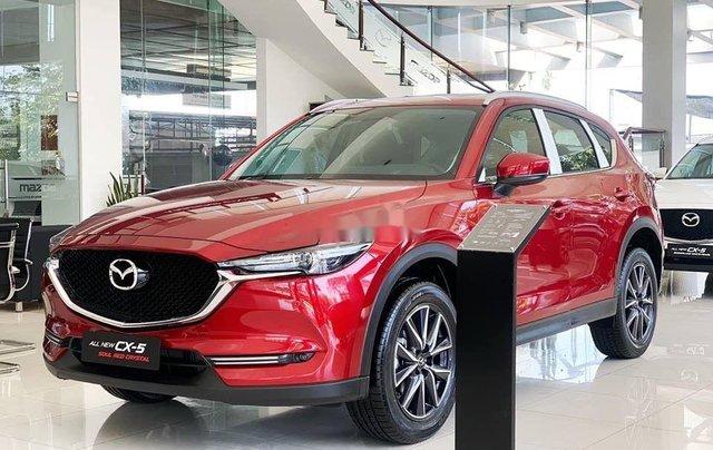 Bán xe Mazda CX 5 sản xuất năm 2018, màu đỏ, giá 904tr2