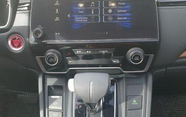 Bán xe Honda CR V Tubo L 2018, màu đen đẹp như mới2