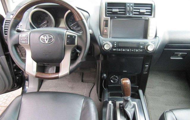 Bán Toyota Prado TXL 2010, màu đen, nhập khẩu Nhật Bản6