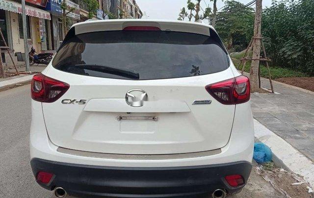 Cần bán lại xe Mazda CX 5 2.0 AT sản xuất năm 2017, màu trắng, giá tốt8
