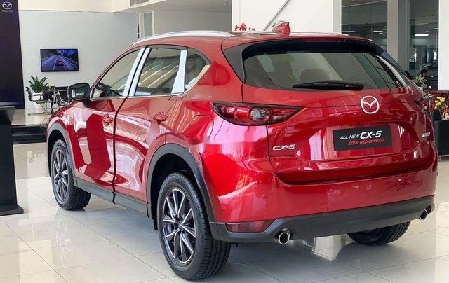 Bán xe Mazda CX 5 sản xuất năm 2018, màu đỏ, giá 904tr3