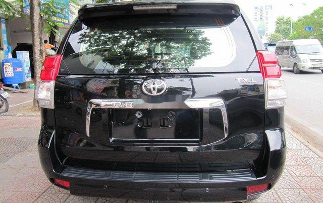 Bán Toyota Prado TXL 2010, màu đen, nhập khẩu Nhật Bản8