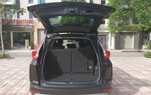 Bán xe Honda CR V Tubo L 2018, màu đen đẹp như mới8