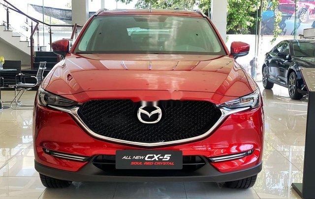 Bán xe Mazda CX 5 sản xuất năm 2018, màu đỏ, giá 904tr0
