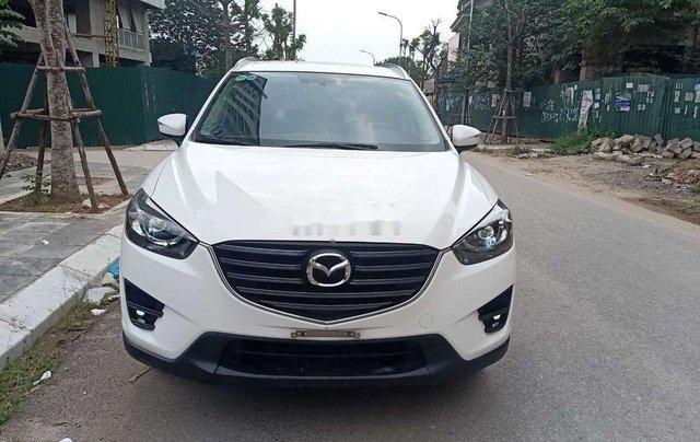 Cần bán lại xe Mazda CX 5 2.0 AT sản xuất năm 2017, màu trắng, giá tốt1