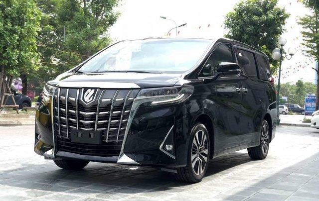 Bán Toyota Alphard Excutive Lounge 2019 nhập khẩu giá tốt nhất Hà Nội, LH 09411155851