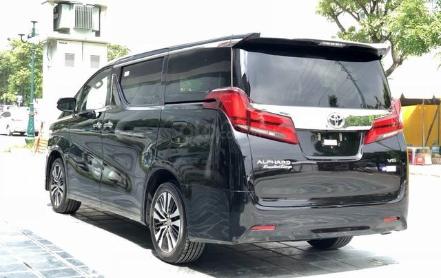 Bán Toyota Alphard Excutive Lounge 2019 nhập khẩu giá tốt nhất Hà Nội, LH 09411155852