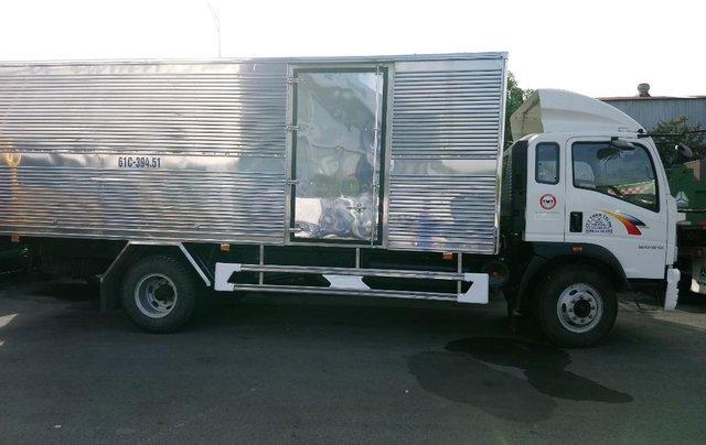 Gía tốt nhất xe tải HOWO 8T5 thùng 6m850