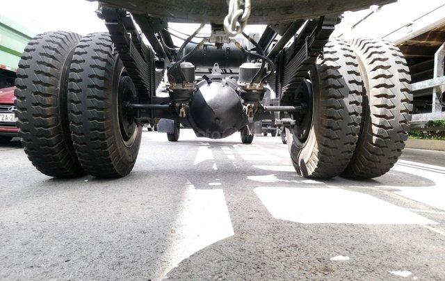 Gía tốt nhất xe tải HOWO 8T5 thùng 6m856
