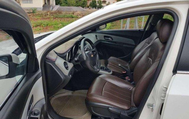 Bán xe Chevrolet Cruze đời 2015, màu trắng, nhập khẩu 8