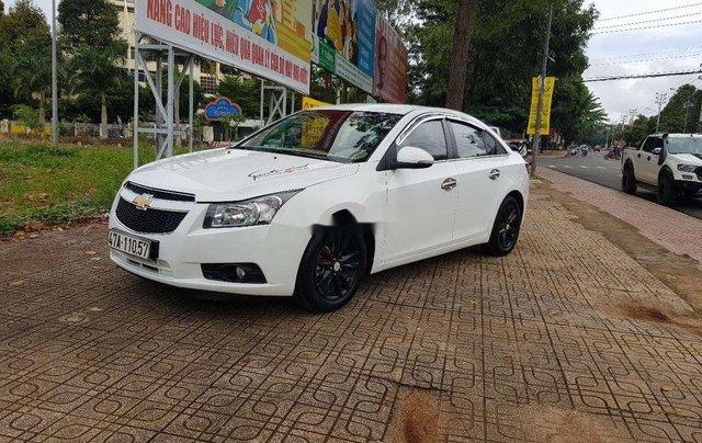 Bán xe Chevrolet Cruze đời 2015, màu trắng, nhập khẩu 0