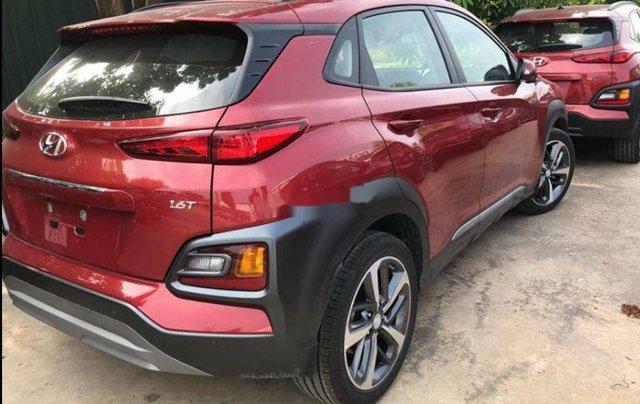 Bán ô tô Hyundai Kona đời 2019, màu đỏ1