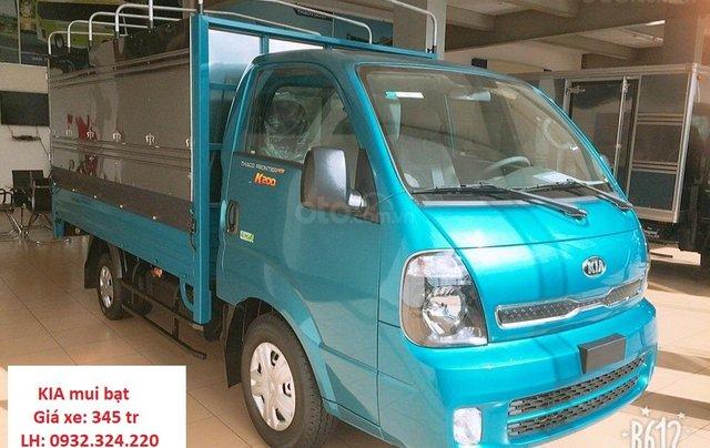Bán xe tải Thaco Kia K200 1.9 tấn đời 2019, động cơ Hyundai 6 số, có máy lạnh, hỗ trợ trả góp tại Bình Dương4