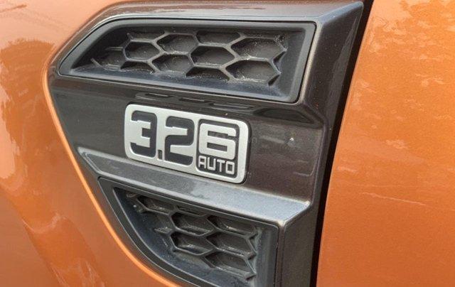 Ford Ranger Wildtrak 3.2L 4x4 đời 2015 màu cam, giá thương lượng, hotline 09012 678 554