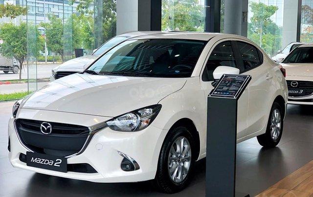 Bán Mazda 2 ưu đãi lớn tháng 10, tặng tiền mặt+phụ kiện+hỗ trợ 85%-giao ngay, LH: 09095141371
